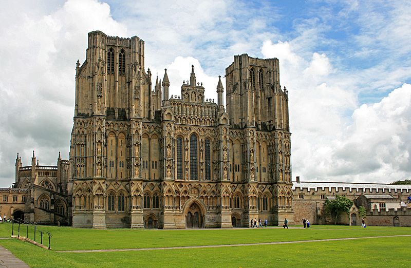 Wells Cathedral Yallabook