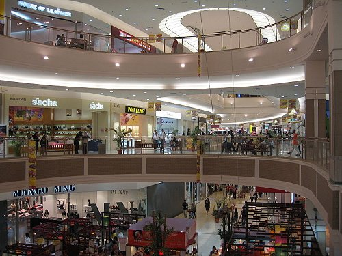 Aeon Tebrau City Restaurant List