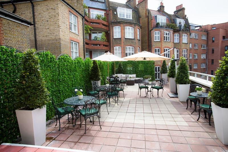 Searcys Roof Garden Rooms