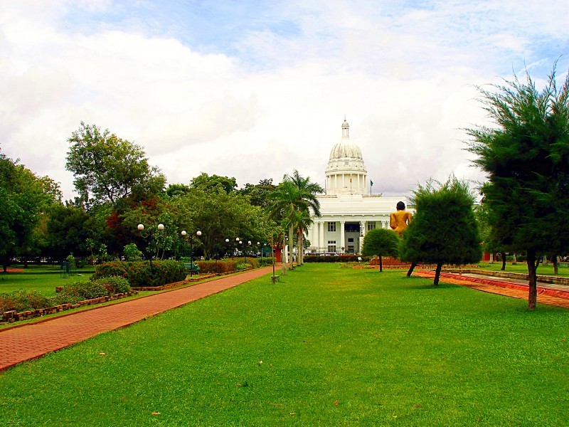 Image result for Viharamahadevi Park