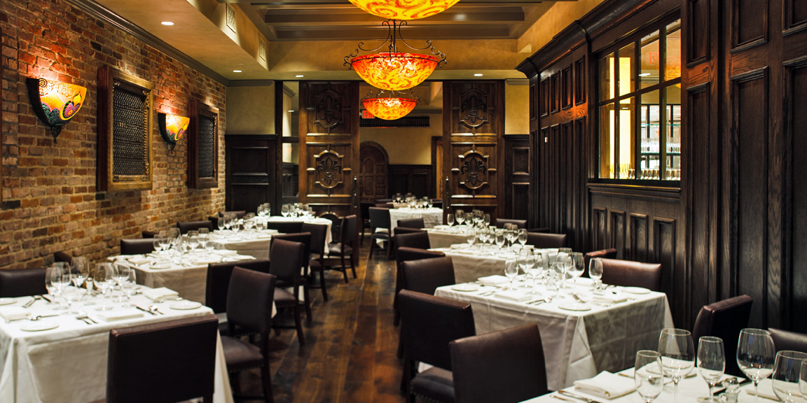 10 Private Dining Room Boston