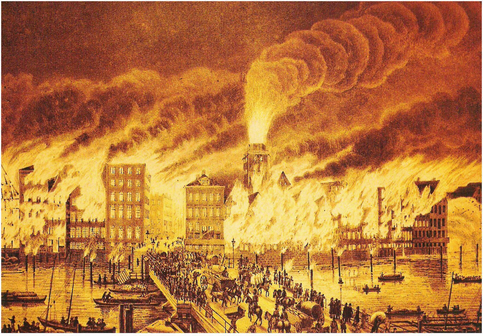 من أسوا الأشياء التي تتخلف بعد الحرائق هي القضاء على الآثار والتراث وهذا ما  حدث في حريق كوبانهاجن بالدنمارك عام 1728 والذي استمر ثلاث أيام قضى فيها على  ...