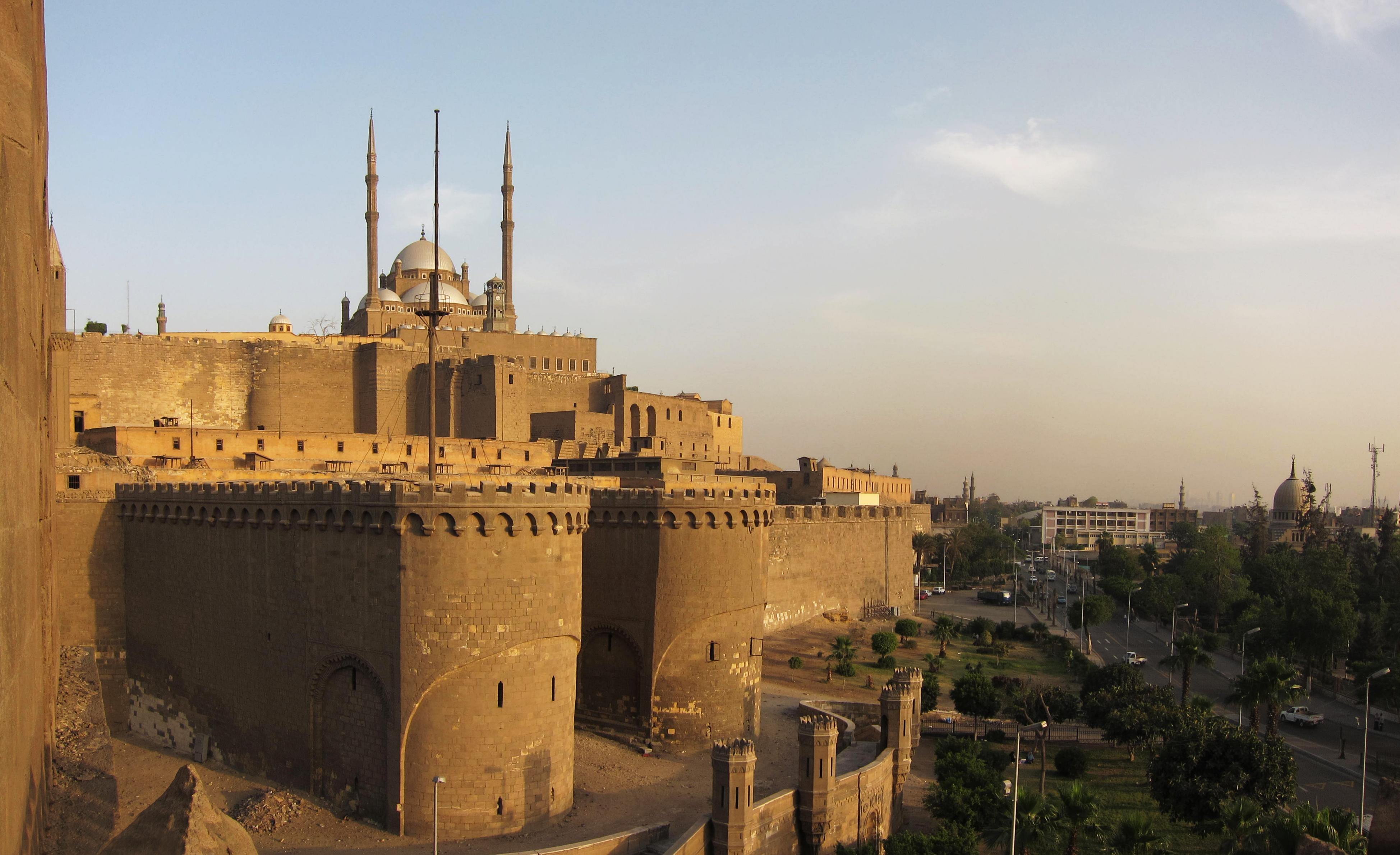 تمتع ب 10 مزارات في القاهرة