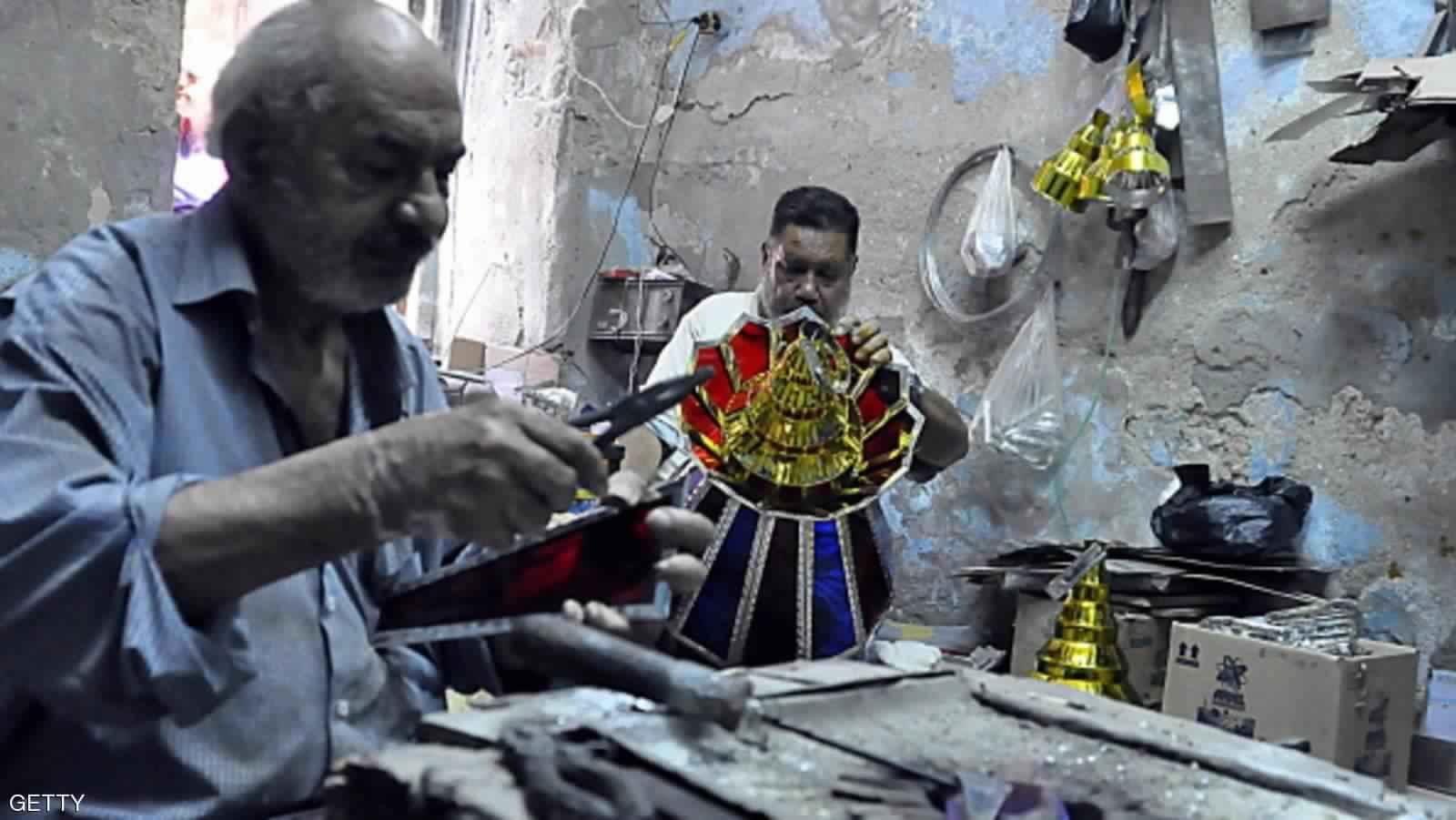 فوانيس شهر رمضان والزينة منين تشتري الأجمل والأرخص وتستمتع بفن بجد 1-671977