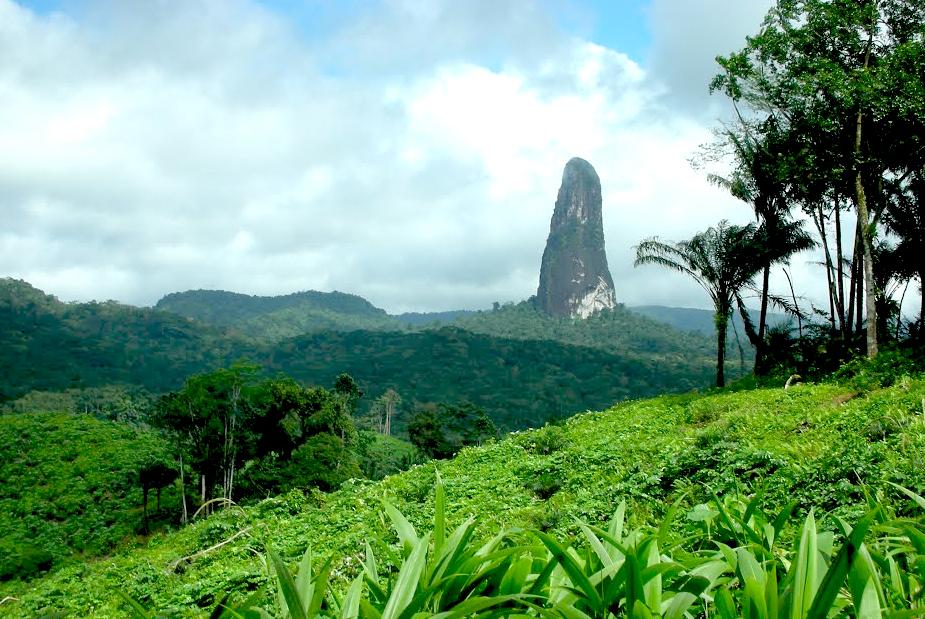 جزيرة ساو تومي São-Tomé-and-Principe