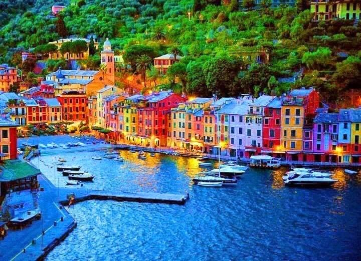أسرار المدن الملونة