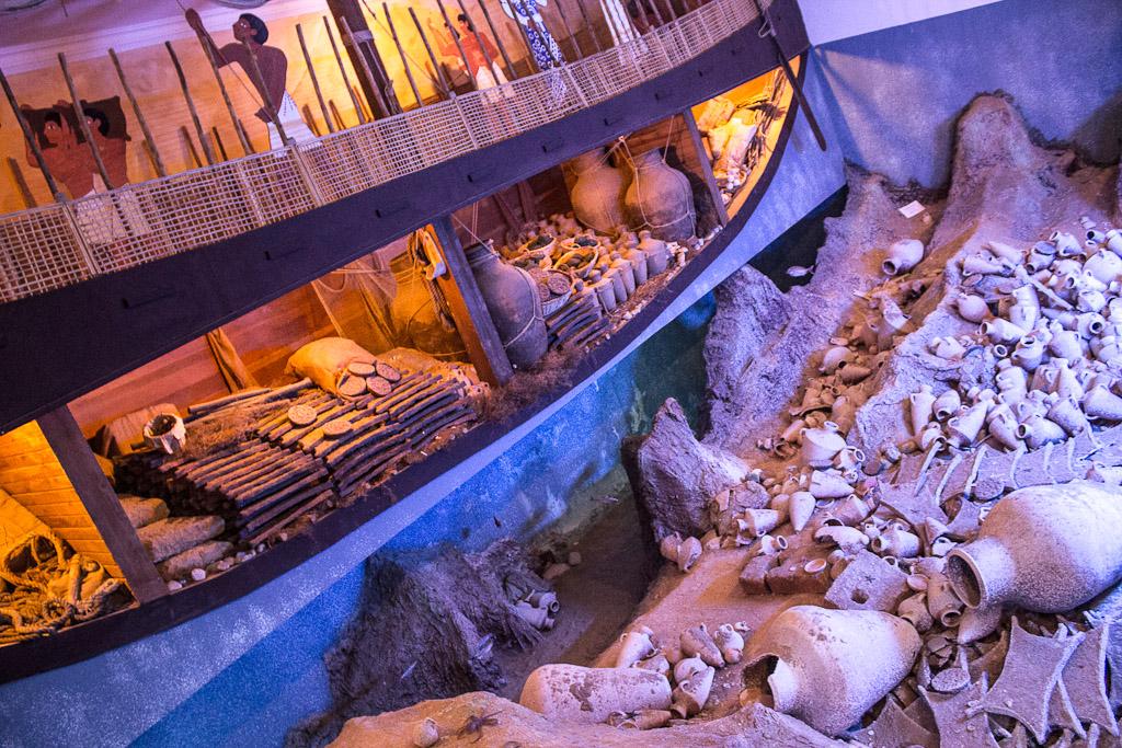 نتيجة بحث الصور عن متحف الآثار البحرية في بودروم تركيا