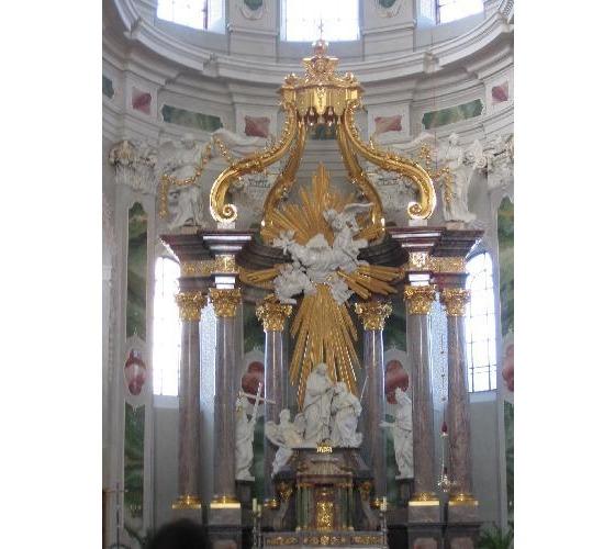 الكنيسة اليسوعية.. كنيسة محكمة مانهايم | يلا بوك